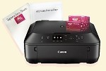 Canon Edible Printer Kit CC7 LT Bundle