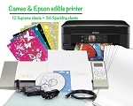 Cameo & Epson Edible Printer Bundle 1