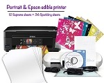 Portrait & Epson Edible Printer Bundle 1