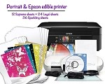 Portrait & Epson Edible Printer Bundle 2