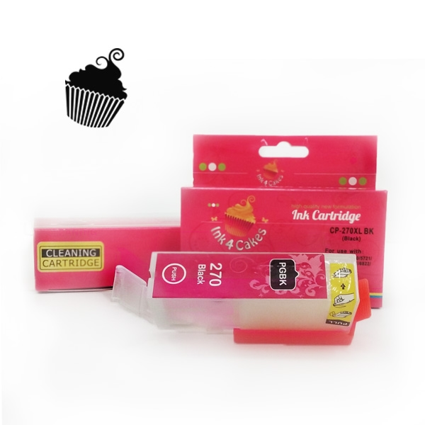 Canon cleaning cartridge Black 270PGBK