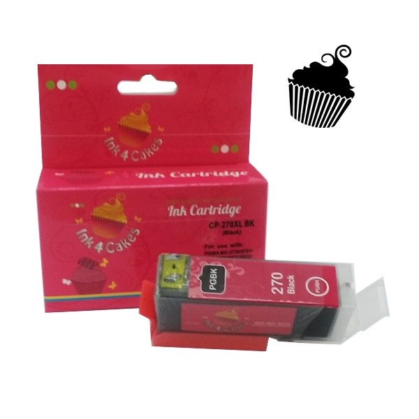 Canon edible ink  Black 270BK XXL
