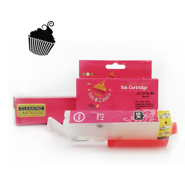 Canon cleaning cartridge Black 271K