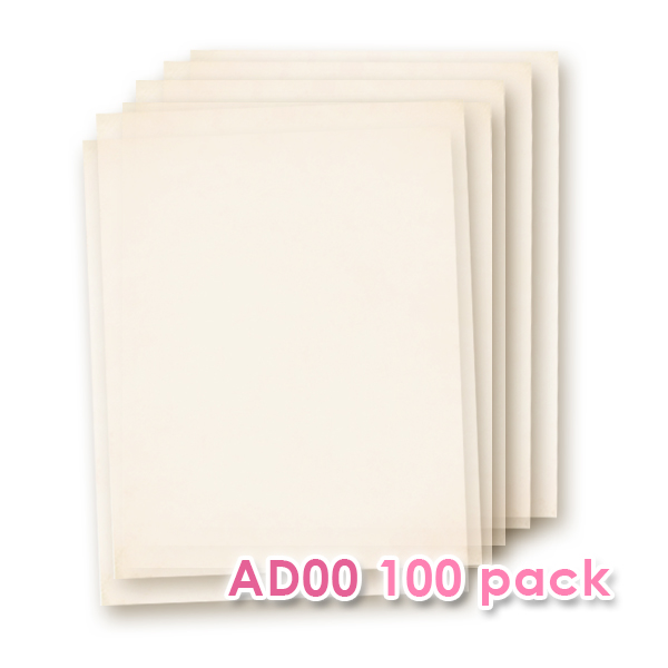 Edible Wafer Paper AD-00 - 100 sheets