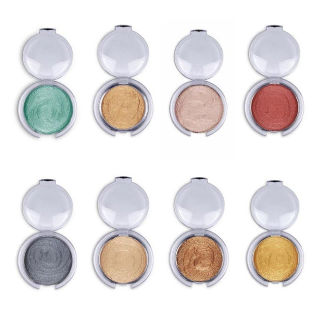 Water Activated  Color Pans