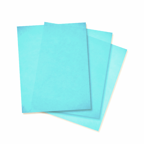 Blue Premium Edible Wafer Paper 20pk