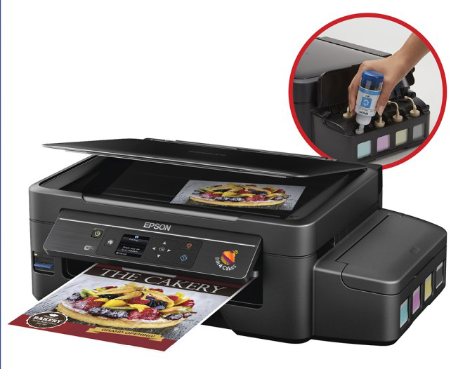 Epson Edible Ink Image Cake Printer