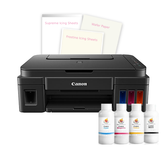 Canon Pro USB - Edible Printing System