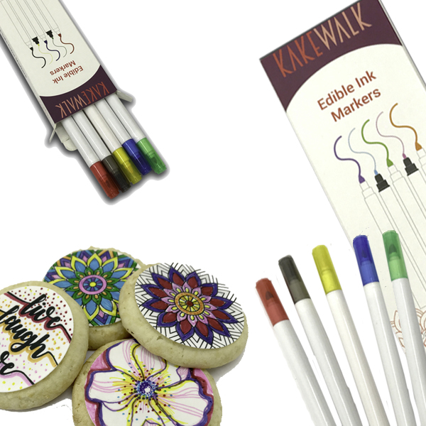 Edible Pen Markers