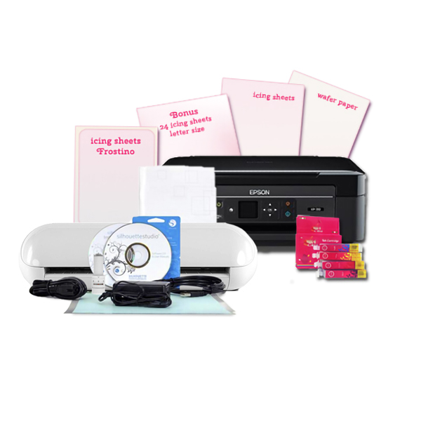Epson Edible Printer Bundle  with Portrait Cutter