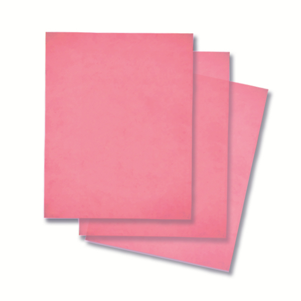 Pink Premium Edible Wafer Paper 20pk