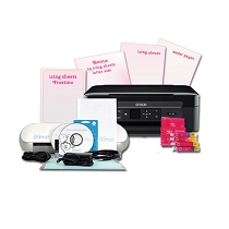 Epson Edible Printer Bundle 10 with Portrait Cutter