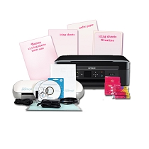 Epson Edible Printer Bundle 9 with Portrait Cutter