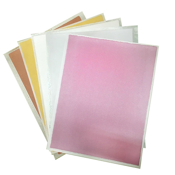 Flex Frost Metallic Icing Sheets Sample pack