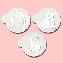 Love - Bakery Decorating Stencils - 2.6