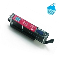 Canon edible ink REFILLABLE cartridge Cyan 251XL