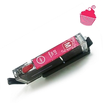 Canon edible ink REFILLABLE cartridge Magenta 271
