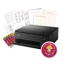 Canon Edible Printer Cupcake and Cookie Kit