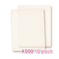 Edible Wafer Paper AD-00 - 10 sheets