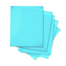 Blue Premium Edible Wafer Paper 100 pk