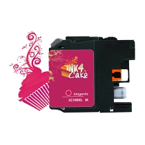 Brother LC103XL Edible Cartridge Magenta for BR17