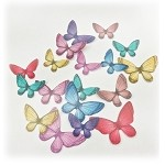 Pre-cut Edible Wafer Paper Butterfly toppers