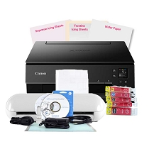 Canon Edible Printer  with Portrait Cutter Bundle