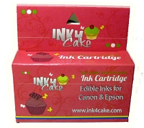 Epson Edible Ink Cartridges Set T126