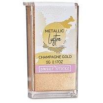 Champagne Gold Edible Art Metallic Lustre