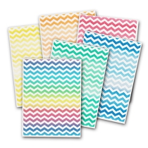 Printed Edible Wafer Paper Sample pack - Chevron