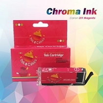 CHROMA Canon Magenta Edible Ink Cartridge 271XL