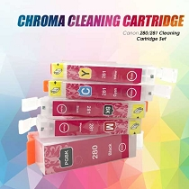 CHROMA 280XL-281XL Canon Cleaning Cartridges