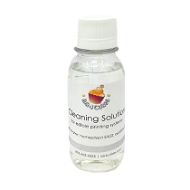 Cleaning Solution Bottle 120ml