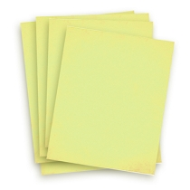 Yellow Premium Edible Wafer Paper 100 pk