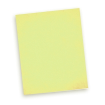 Easter Yellow Premium Edible Wafer Paper 10pk