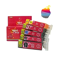 Canon Edible Cartridges Set 225/226