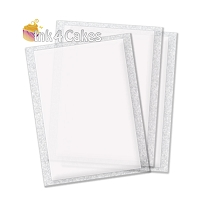 FlexFrost - Fabric Icing sheets  Sample pack