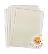 Tiffany FlexFrost Sheets -  Translucent Fabric Icing sheets 24pk