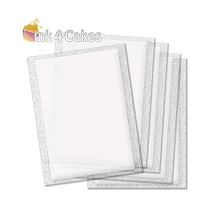 FlexFrost - Fabric Icing sheets - Bulk Pack