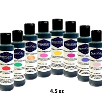 AmeriMist Airbrush Bundle Pack - Potpourri 4.5 OZ 8 Colors