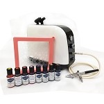 Large Cookie & Cake Decorator Airbrush Bundle