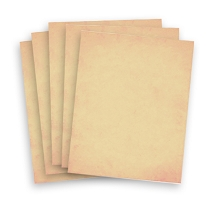 Pale Peach Edible Premium Wafer Paper 100pk