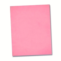 Pink Premium Edible Wafer Paper 10pk