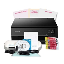 Canon Edible Printer  with Portrait Cutter Bundle 6