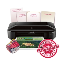 Open Box  Wide Format Canon Edible  Printer Kit CW8