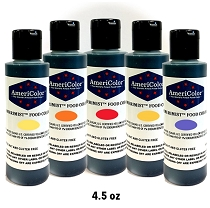 AmeriMist Airbrush Bundle Pack - Purple Sunset 4.5 OZ 5 Colors