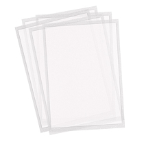 Twiggy Sheets - pack of 12 sheets - A4 size Thinnest icing sheets