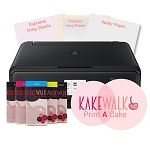 Canon ELITE Edible Printer  Cupcake and Cookie Kit 5