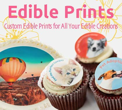 custom edible prints