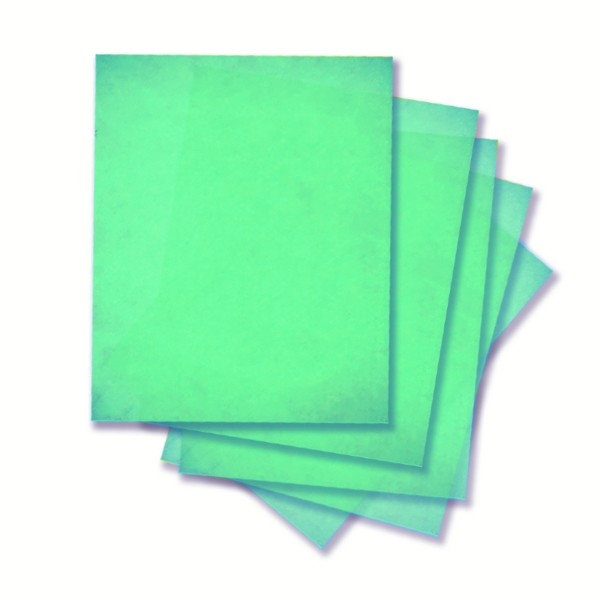 Green Premium Edible Wafer Paper 100pk